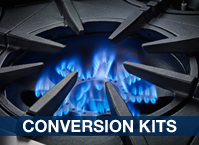 <div>All gas conversions should be performed by a service technician, licensed plumber or licensed gas fitter to assure a complete and safe conversion.  If you need assistance in finding a local servicer please call BlueStar Service at (800) 449-8691.</div>