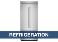 The following accessories are compatible with select BlueStar refrigeration products.