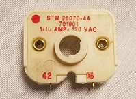 Top Burner Switch (#701901)