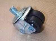"Rotating Caster with Brake 3"" (#731201)"